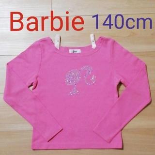 バービー(Barbie)の長袖Tシャツ バービー(Tシャツ/カットソー)