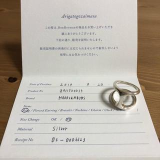 ロンハーマン(Ron Herman)のhoorsenbuhs PHANTOM(リング(指輪))