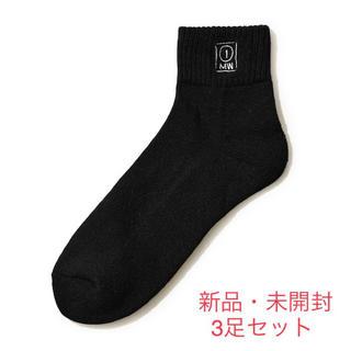 ジーユー(GU)のGU × SOPH / アンクルソックス 25〜27cm(ソックス)