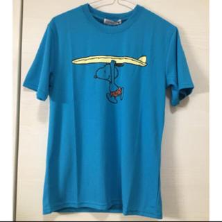 スヌーピー(SNOOPY)の新品未使用♡スヌーピー 速乾Tシャツ Sサイズ(Tシャツ/カットソー(半袖/袖なし))