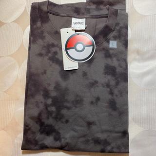 ポケモン(ポケモン)のGU × ポケモン コットンビッグT (5分袖)(Tシャツ/カットソー(半袖/袖なし))