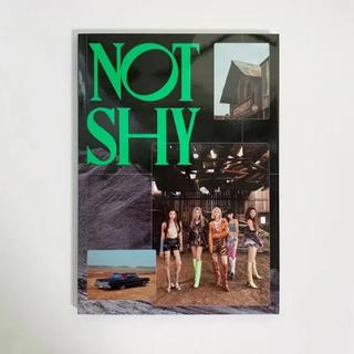 ウェストトゥワイス(Waste(twice))のアルバム Not shy ITZY(K-POP/アジア)