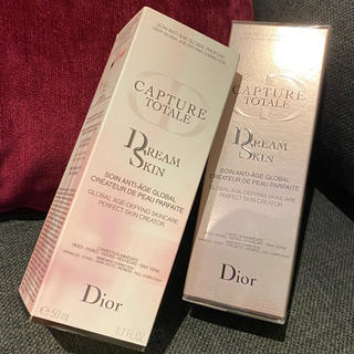 ディオール(Dior)のカプチュール トータル ドリームスキン 50ml(乳液/ミルク)