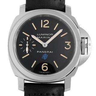 パネライ(PANERAI)のパネライ ルミノール マリーナ ロゴ アッチャイオ腕時計 (腕時計(アナログ))