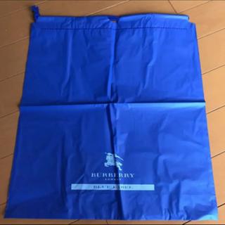 バーバリーブルーレーベル(BURBERRY BLUE LABEL)のBurberry バーバリーブルーレーベル ショップ袋(ショップ袋)