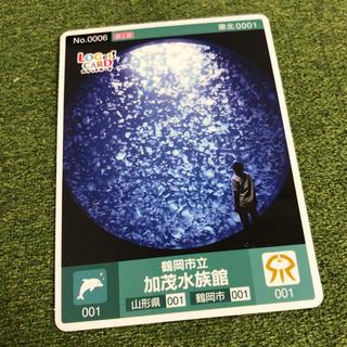 ロゲットカード 加茂水族館(その他)