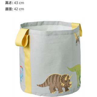 イケア(IKEA)のJATTELIK 恐竜 収納バック(その他)
