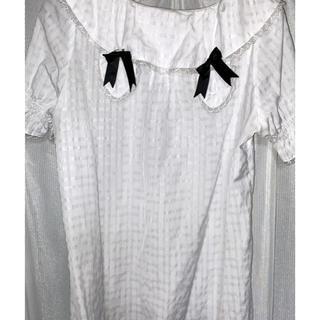 アマベル(Amavel)のAmavel ブラウス ♥(シャツ/ブラウス(半袖/袖なし))