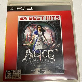 アリスマッドネス リターンズ PS3(家庭用ゲームソフト)