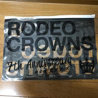 ロデオクラウンズ(RODEO CROWNS)のRODEO CROWNS ☆ クリアケース ☆ ロゴ(ポーチ)