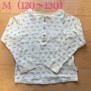 ジェラートピケ(gelato pique)のジェラートピケ☆長袖 Tシャツ☆サイズM(Tシャツ/カットソー)