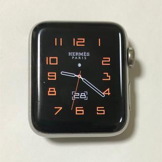 アップルウォッチ(Apple Watch)のエルメス Apple Watch HERMES Serise2 42mm(腕時計(デジタル))