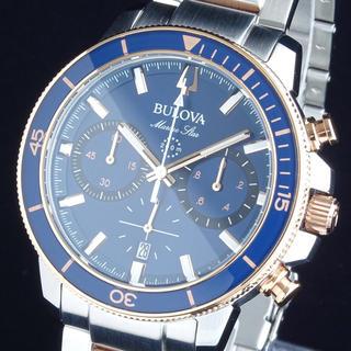 ブローバ(Bulova)の◆大感謝セール◆ブローバ 新品 メンズ 腕時計 クロノグラフ 200M防水 即納(腕時計(アナログ))