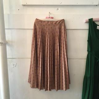 ロンハーマン(Ron Herman)のTEN for RonHerman paisley skirt.(ひざ丈スカート)