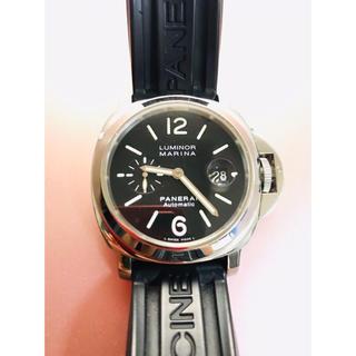 パネライ(PANERAI)のPANERAI PAM00104 Luminor Marina full set(腕時計(アナログ))