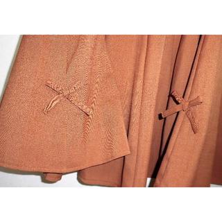 ギャラリービスコンティ(GALLERY VISCONTI)の今期 新品定価16390円 ギャラリービスコンティMリボンデザイン剥ぎスカート2(ロングスカート)