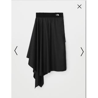 ハイク(HYKE)のHYKE×THE NORTH FACE 【tec box rap skirt】(ロングスカート)