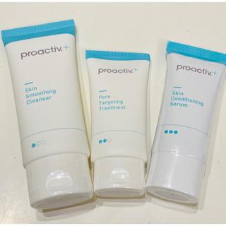プロアクティブ(proactiv)のプロアクティブ 薬用3STEPセット 30日サイズ(サンプル/トライアルキット)