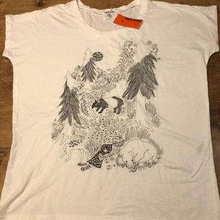 マーブル(marble)のタグ付き 未使用 マーブル marble  Tシャツ(Tシャツ(半袖/袖なし))