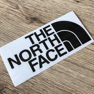 ザノースフェイス(THE NORTH FACE)のTHE NORTH FACE カッティングステッカー(ステッカー)