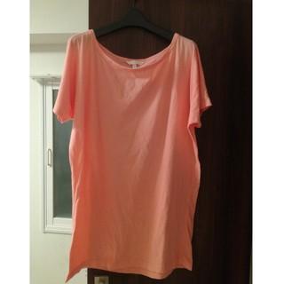 ヴィクトリアズシークレット(Victoria's Secret)のL, XL ビクトリアシークレットゆるTシャツ(Tシャツ(半袖/袖なし))