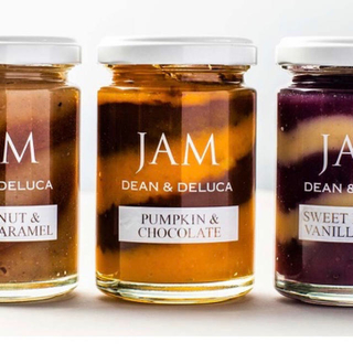 ディーンアンドデルーカ(DEAN & DELUCA)のDEAN & DELUCA マーブルジャム かぼちゃ 栗 紫芋 3種類セット(缶詰/瓶詰)