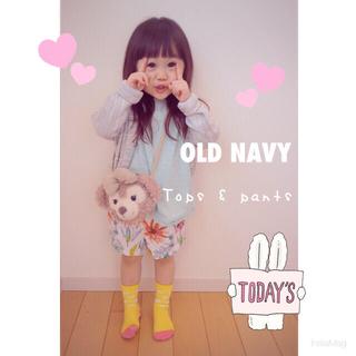 オールドネイビー(Old Navy)の ショーパンセット 90(パンツ/スパッツ)