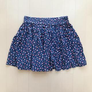 ラルフローレン(Ralph Lauren)の【ラルフローレン】スカート 花柄 フレア(ミニスカート)