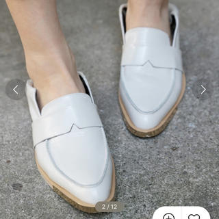 アメリヴィンテージ(Ameri VINTAGE)の【AMERI】定価2万2000円 大人気完売 ローファー(ローファー/革靴)