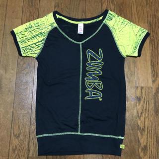 ズンバ(Zumba)のZUMBAトップス(Tシャツ(半袖/袖なし))