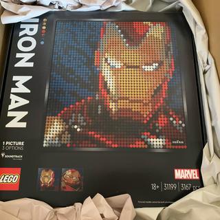 レゴ(Lego)のレゴ LEGO アイアンマン  31199 レゴアート マーベル(アメコミ)