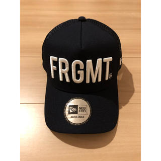 フラグメント(FRAGMENT)のニューエラ × フラグメントデザイン FRGMT(キャップ)