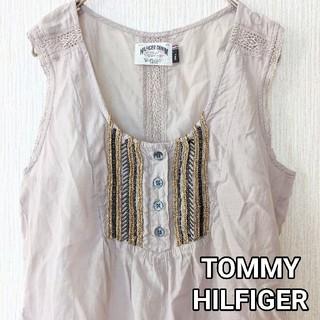 トミーヒルフィガー(TOMMY HILFIGER)のHILFIGER DENIM ノースリーブトップス(シャツ/ブラウス(半袖/袖なし))