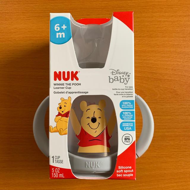 Disney(ディズニー)のNUK Disney ラーナーカップ キッズ/ベビー/マタニティの授乳/お食事用品(マグカップ)の商品写真