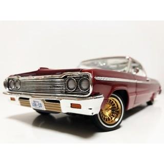 Ertlアーテル/'64 Chevyシボレー Impalaインパラ 1/18