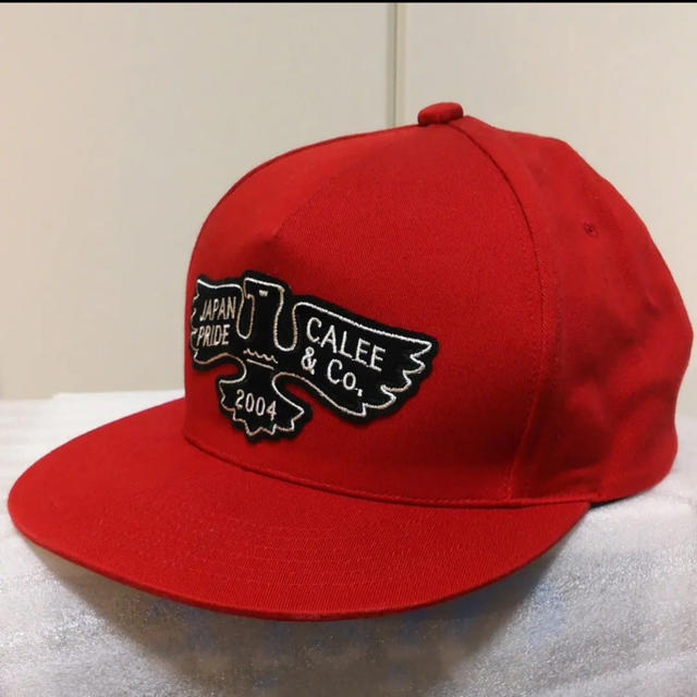 CALEE(キャリー)のCALEE CAP メンズの帽子(キャップ)の商品写真