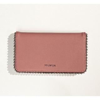 ムルーア(MURUA)のiPhoneケース MURUA ムルーア iPhoneX/XS(iPhoneケース)