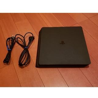 プレイステーション4(PlayStation4)のPS4 本体 CHU-2000 500GB 動作確認済 プレステ4(家庭用ゲーム機本体)