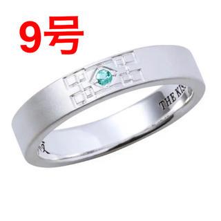 ザキッス(THE KISS)の鬼滅の刃 FanFunmarket 時透無一郎 シルバーリング 9号(リング(指輪))