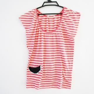 ツモリチサト(TSUMORI CHISATO)のツモリチサト 半袖カットソー サイズ2 M(カットソー(半袖/袖なし))