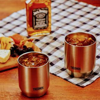 サーモス(THERMOS)の家飲みに ウィスキーハイボールがおいしい!サーモス真空断熱カップ280ml銀6個(グラス/カップ)