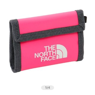 ザノースフェイス(THE NORTH FACE)の新品 ノースフェイス ミニ財布 キッズ財布(財布)