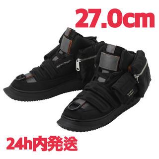 ポーター(PORTER)のTakashi Murakami × PORTER Black 27.0cm (スニーカー)