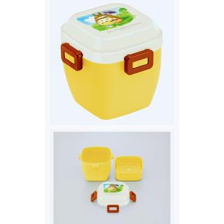 ジブリ(ジブリ)のベストセラー2個! ふんわり盛れる弁当箱620ml となりのトトロ スノコ付(弁当用品)