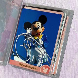 ディズニー(Disney)のディズニーリゾート⭐︎コレクションカード(トレカ)(その他)