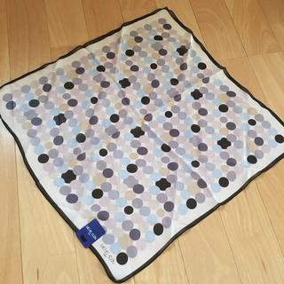 ミッシェルクラン(MICHEL KLEIN)のミッシェルクラン スカーフ シルク100%(バンダナ/スカーフ)