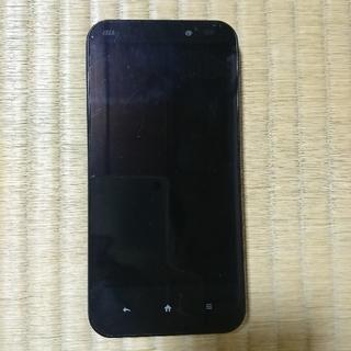 アクオス(AQUOS)のAQUOS PHONE SHL22ジャンク 解説書付き(スマートフォン本体)
