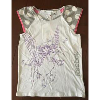 リーボック(Reebok)の新品!Reebok ちいさなプリンセス ソフィア  カットソー◇サイズ140(Tシャツ/カットソー)