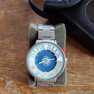 ハリウッドランチマーケット(HOLLYWOOD RANCH MARKET)のハリウッドランチマーケット BLUE BLUE 腕時計 (腕時計(アナログ))