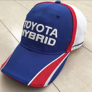 トヨタ(トヨタ)のTOYOTA HYBRID RACINGキャップ(その他)